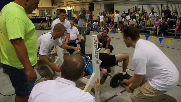 2012 Summer Games - Videos (Powerlifting, Tennis, Aquatics)
